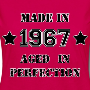 Made in 1967 T-Shirts - Women's Premium Longsleeve Shirt