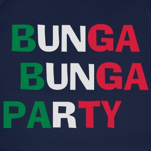 Bunga Bunga Party - Baseballkappe