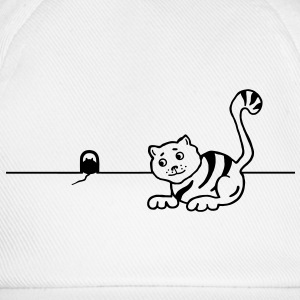 Cat & Mouse T-Shirts - Baseball Cap