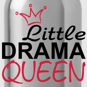 Little Drama Queen / Krone | Kinder Shirt - Trinkflasche