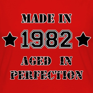 Made in 1982 T-Shirts - Women's Premium Longsleeve Shirt
