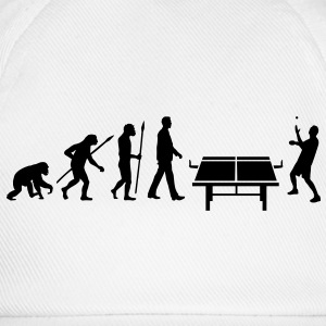 evolution_table_tennis_072012_b_1c T-Shirts - Baseball Cap
