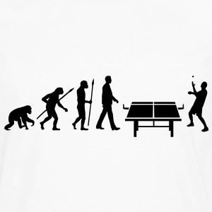 evolution_table_tennis_072012_b_1c T-Shirts - Men's Premium Longsleeve Shirt
