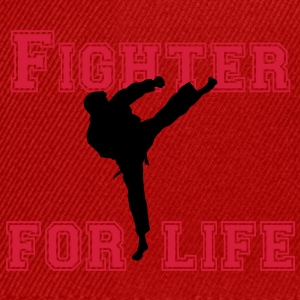 fighter for life T-shirts - Snapback cap