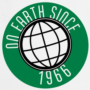 Birthday Design - On Earth since 1966 (de) T-Shirts - Kochschürze