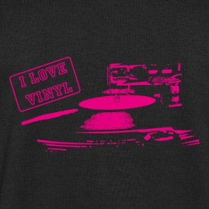 I LOVE VINYL - Sweat-shirt Homme Stanley & Stella