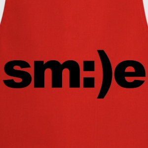 Smile T-Shirts - Cooking Apron