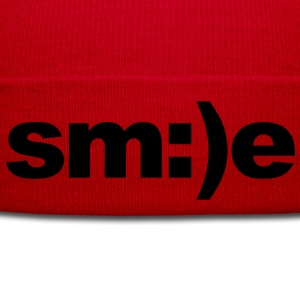 Smile T-Shirts - Winter Hat