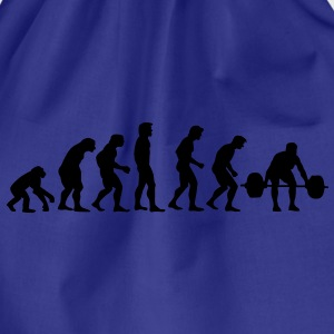 athletics evolution T-shirts - Gymtas