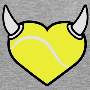 Tennis Fan T-Shirts - Premium langermet T-skjorte for menn