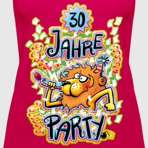 30 Jahre Party - Frauen Premium Tank Top