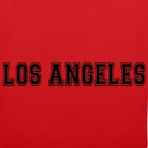 Los Angeles T-shirts - Tas van stof