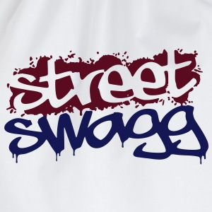 Street Swagg Tag T-Shirts - Drawstring Bag