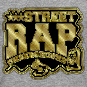street rap underground Tee shirts - T-shirt manches longues Premium Homme