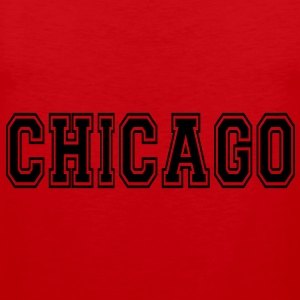 Chicago T-Shirts - Men's Premium Tank Top