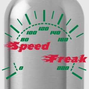 Speed Freak Tachometer T-Shirts - Trinkflasche