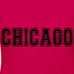 Chicago T-Shirts - Women's Premium Longsleeve Shirt