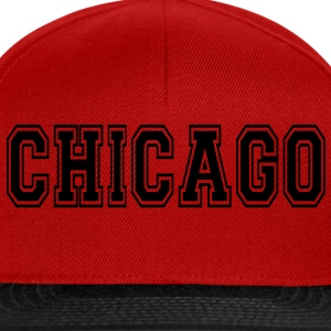 Chicago Tee shirts - Casquette snapback