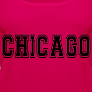 Chicago T-Shirts - Women's Premium Tank Top