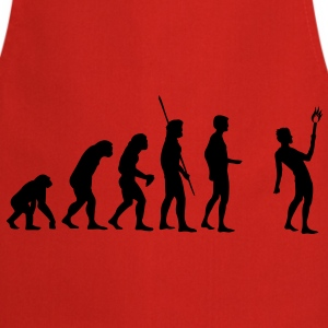 Evolution pyrotechnie  Tee shirts - Tablier de cuisine