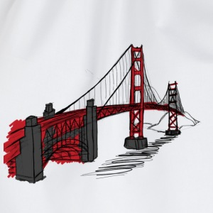 goldengatebridge T-Shirts - Turnbeutel
