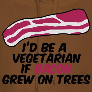 Bacon on Trees T-shirts - Premiumluvtröja dam