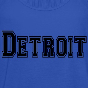 Detroit T-Shirts - Women's Tank Top by Bella