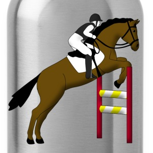 show jumping horse T-Shirts - Water Bottle