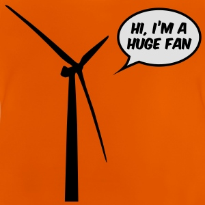 Huge Fan Børne T-shirts - Baby T-shirt