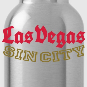 LAS VEGAS SIN CITY T-Shirts - Water Bottle