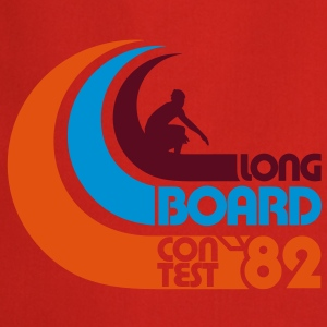 Surfing Longboard Contest 82 - Cooking Apron