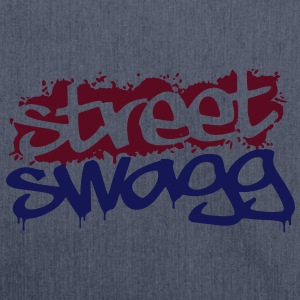 Street Swagg Tag T-Shirts - Schultertasche aus Recycling-Material