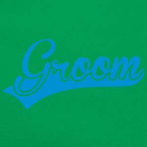 groom T-Shirts - Retro Tasche