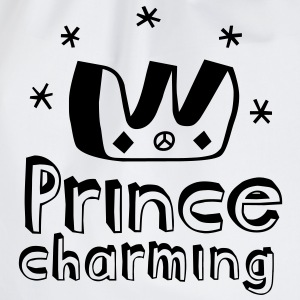 Funny Prince Charming for i love stag do birthday valentines day t-shirts T-Shirts - Drawstring Bag