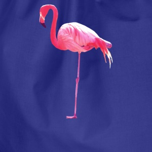 Pink Flamingo Shirts - Gymtas