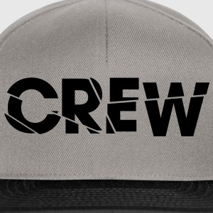 Crew TS Homme - Casquette snapback