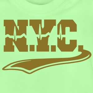 N.Y.C.,New York City Kids' Shirts - Baby T-Shirt