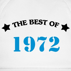 The best of 1972 Camisetas - Gorra béisbol