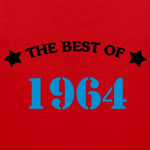 The best of 1964 T-shirts - Mannen Premium tank top