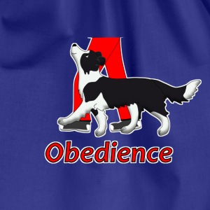 Obedience BC 2 T-shirts - Gymtas