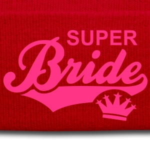 SUPER Bride Crown T-Shirt WR - Wintermütze