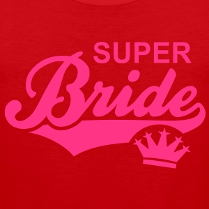 SUPER Bride Crown T-Shirt WR - Canotta premium da uomo