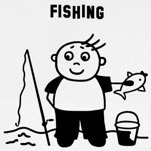 Fishing T-Shirts - Baseball Cap