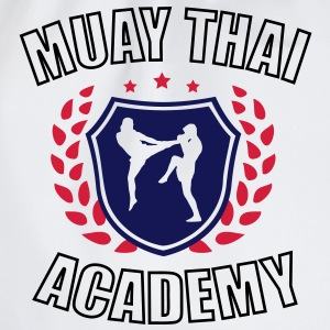 Muay thai Academy T-Shirts - Drawstring Bag