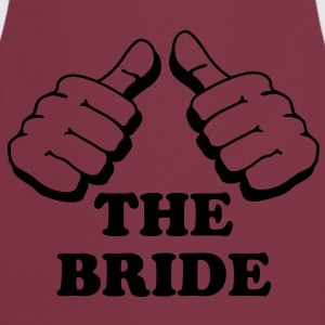 I am the bride - Cooking Apron