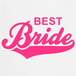 BEST Bride T-Shirt RW - Kokkeforkle