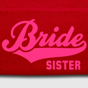 Bride SISTER T-Shirt WR - Winter Hat