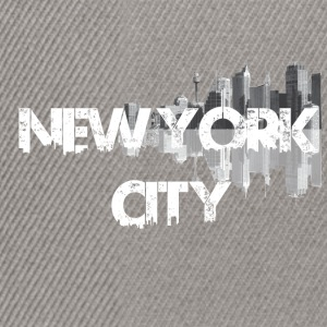 New York City - Casquette snapback