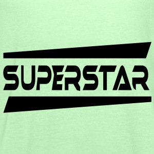 Superstar T-Shirts - Frauen Tank Top von Bella
