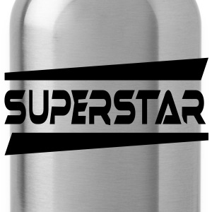 Superstar T-Shirts - Trinkflasche